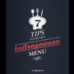 hoe maak je een menu