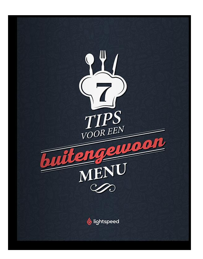 7 tips voor een buitengewone menukaart