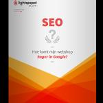 SEO webshop hoger in google