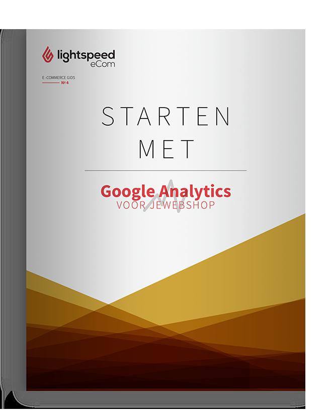 Starten met Google Analytics voor je webshop