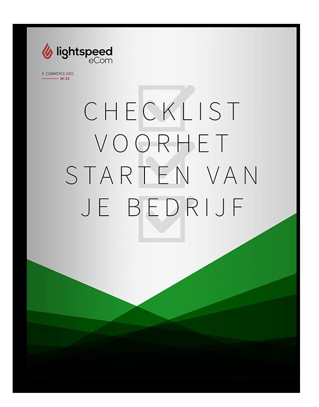 Checklist voor het starten van je bedrijf