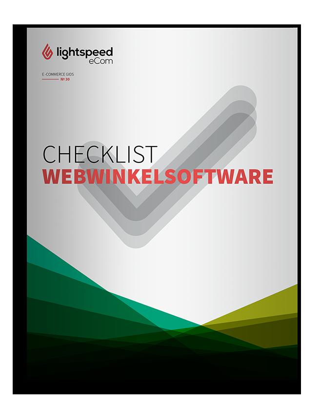 Checklist voor het starten van een webshop