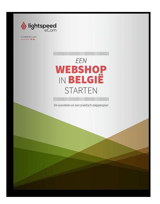Een webshop in België starten