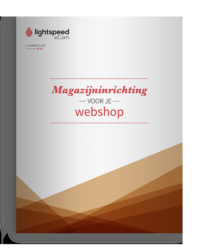 Magazijninrichting voor je webshop