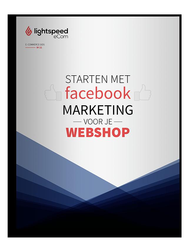 Starten met Facebook marketing voor je webshop