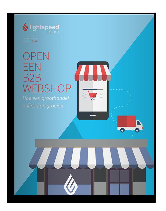 Open een B2B webshop