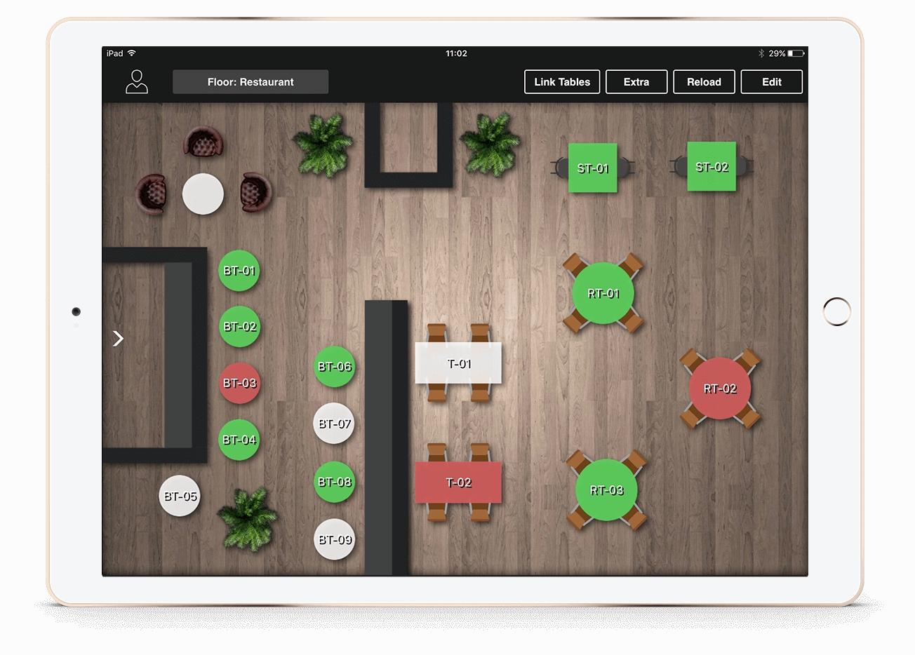 Terrasje doen 3 redenen waarom een mobiele kassa ideaal for Vloerplan maken