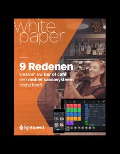 9 redenen waarom uw bar of café een mobiel kassasysteem nodig heeft